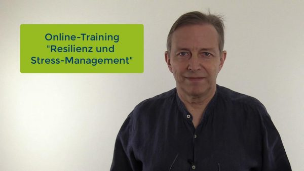 "Produktbild Online-Training ""Resilienz und Stress-Management"""