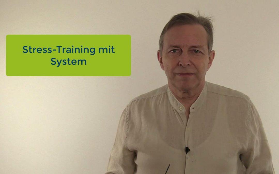"Produktbild ""Stress-Training mit System"""